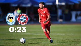 FC Rottach-Egern - FC Bayern München 0:23 | Volle Länge | Testspiel