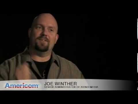 Americom Joe Winther Testimonial