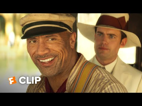 Jungle Cruise Exclusive Movie Clip - Escape (2021)   Movieclips Coming Soon