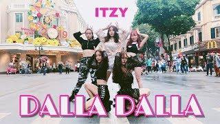 [KPOP IN PUBLIC CHALLENGE] ITZY(있지) - 달라달라(DALLA DALLA) | Dance Cover by Fiancée | Vietnam