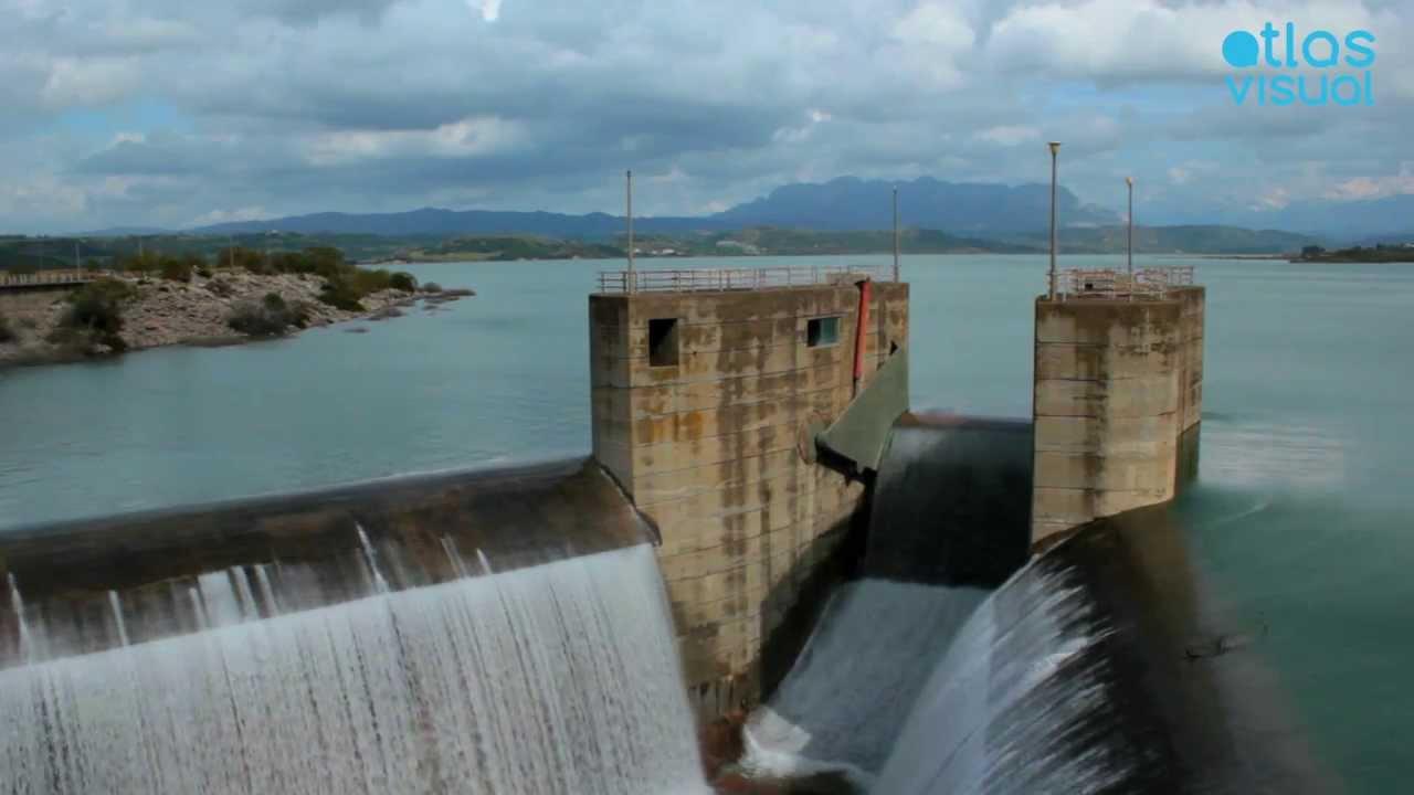 Pinios Dam Peloponesse