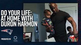 The Life of an NFL Player and Parent | Do Your Life: Duron Harmon