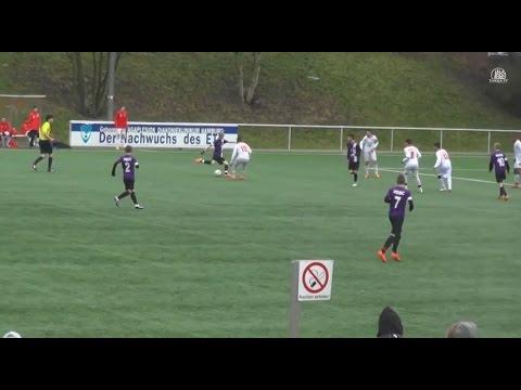 Tor von Tim Butenschön (HEBC, U15 C-Jugend) | ELBKICK.TV