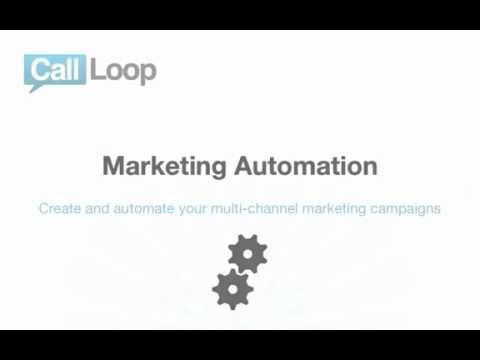 Call Loop - Mobile Marketing Automation - SMS Autoresponders