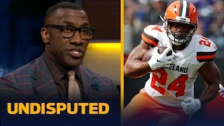 Browns need to start playing through Nick Chubb — Shannon Sharpe | NFL | UNDISPUTED