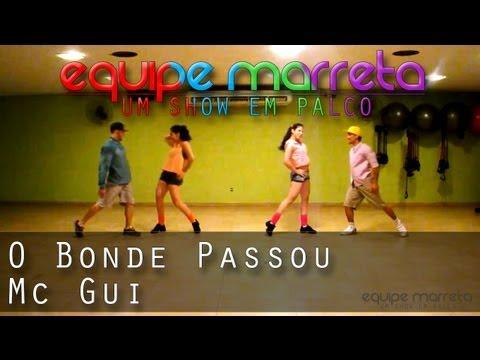 Baixar O Bonde Passou - Mc Gui | Coreografia Professor Jefin