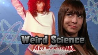 Weird Science 3D Printing - Fact or Fictional w/ Veronica Belmont featuring Laci Green & Will Smith!