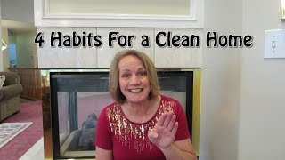 How To Keep a Clean House 4 Easy Habits