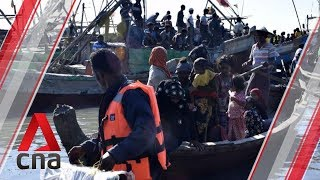 At least 15 Rohingya refugees died after boat capsizes off..