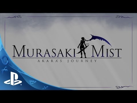 Murasaki Mist: Akara's Journey Video Screenshot 2