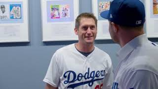 Backstage Dodgers Season 6: A.J. Pollock Joins The Band