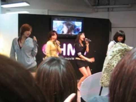 天上智喜 - Piranha (HMV Shinjuku South Mini-Live)