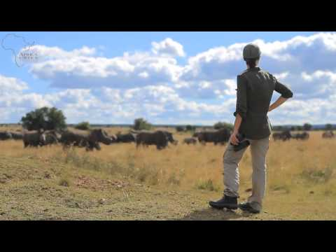 Africa Cries - Albina Hume The Rhino Lady On The Biggest Rhino Sanctuary In The World