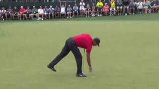 Tiger Woods Wins the 2019 Masters - Augusta, GA