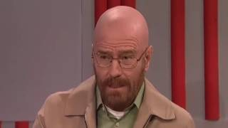 Walter White Shows Up to SNL as a Trump Cabinet Appointee: 'I Know the DEA Better Than Anyone'
