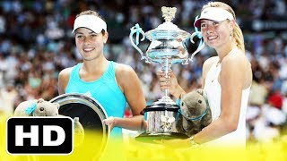 【HD】Sharapova vs Ivanovic - Australian Open 2008 - Final FULL HIGHLIGHTS