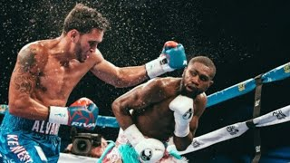 BATTLE OF THE UNDEFEATED JARON ENNIS VS ARMANDO ALVAREZ FULL FIGHT