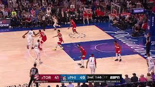 Jimmy Butler All Plays 05/09/19 Toronto Raptors vs Philadelphia 76ers Game 6 Highlights
