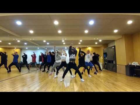 싸이 (PSY) - 뉴페이스 (NEW FACE) 안무 - psy's dancers Practice