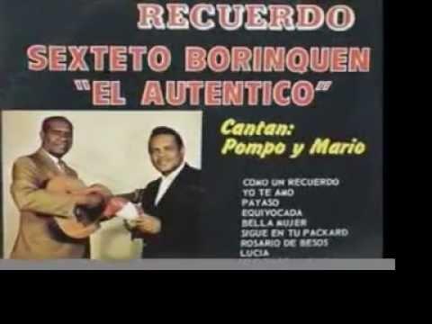SEXTETO BORINQUEN-Fango Negro.mov