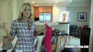 Carrie Underwood  a day in the life