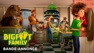 Bigfoot family :  bande-annonce