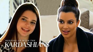 """KUWTK"" Nostalgia: Favorite Kardashian Moments | E!"