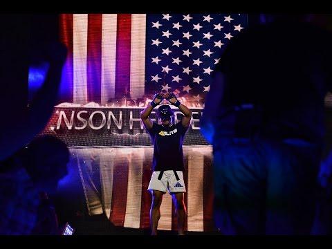 Bellator 160: Sitdown w/ Benson Henderson