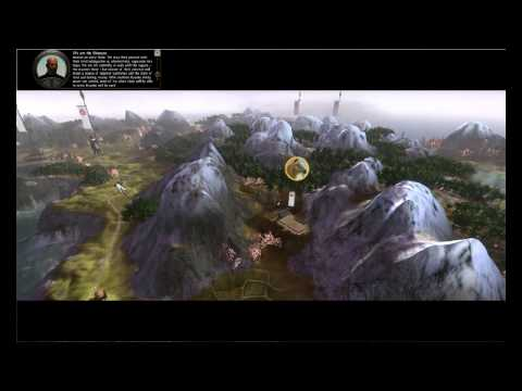 Total War : Shogun 2 HD Shimazu Campaign Commentary Part 1 with Heir of Carthage