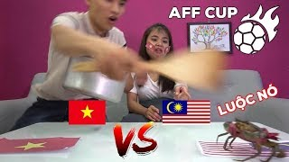 Dự đoán kết quả bóng đá kết VIỆT NAM Vs MALAYSIA AFF Cup cười rách lưỡi với con cua 🤣