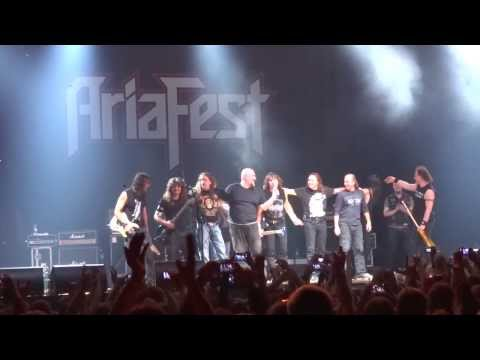 Aria Fest 2013. Ария - Дай жару! (Live @ Stadium Live, Moscow 09.11.2013)