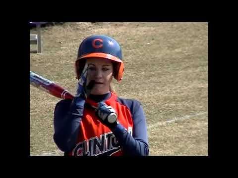 Clinton CC - Jefferson CC Softball 4-18-05