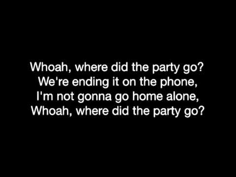 Where Did The Party Go (Album Version)