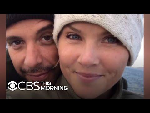 Actor Nick Cordero's wife Amanda Kloots gives update on his long battle with coronavirus