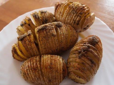 Jak zrobić pieczone ziemniaki Hasselback