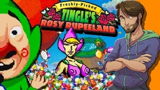 TINGLE'S ROSY RUPEELAND! - SpaceHamster