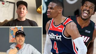 Joe Ingles and Duncan Robinson on The NBA Players You DO NOT Want To Trash Talk