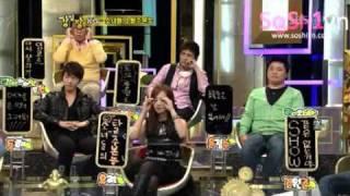 [Soshivn] Strong Heart Ep 54 - Yuri _ Sooyoung Cut _ Part 1/2
