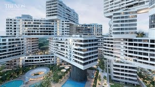 The Interlace apartments, Singapore, by OMA/Ole Scheeren – high-end design that's affordable