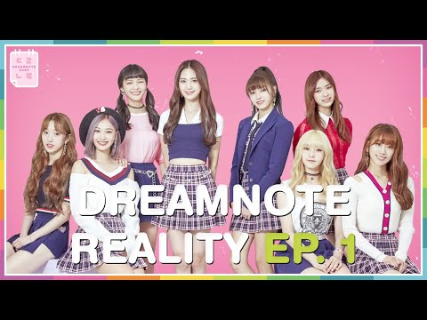 [ENG SUB] - iMe Girls (Dreamnote) Reality EP 1