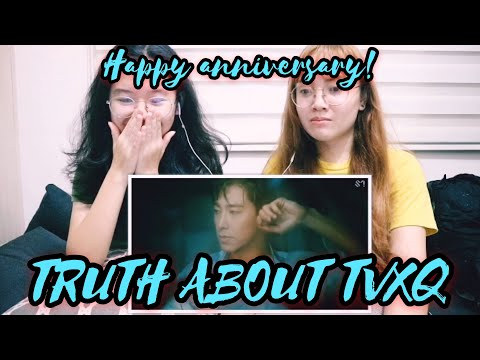 TVXQ - TRUTH M/V Reaction | stefidee