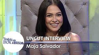 TWBA Uncut Interview: Maja Salvador