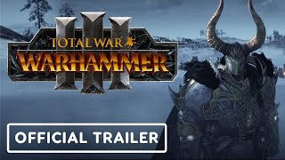 Total War: Warhammer 3 - Official Cinematic Trailer