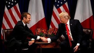 Donald Trump to host French President for state visit
