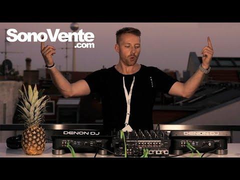 Vidéo Chris Armada Denon DJ berlin sunset sessions SonoVente com