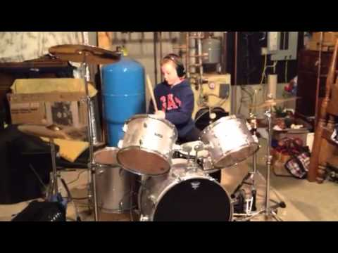 Jesus Be Glorified by Skillet (drum cover)