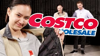 We Bought Complete Outfits At Costco