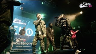 NSG And Geko Perform 'Yo Darlin' At Capital XTRA Homegrown Live