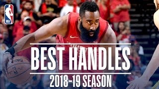 James Harden's Best Handles | 2018-19 Season | #NBAHandlesWeek