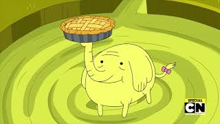 Adventure time finale except the music is Everything Stays.